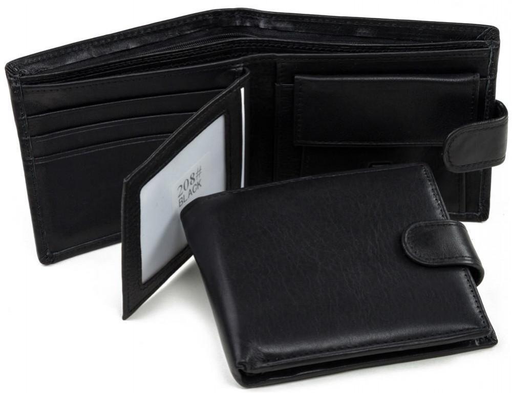 Кожаный портмоне TIDING BAG A7-208A - Фото № 1