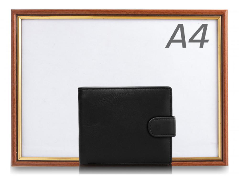Кожаный портмоне TIDING BAG A7-208A - Фото № 2