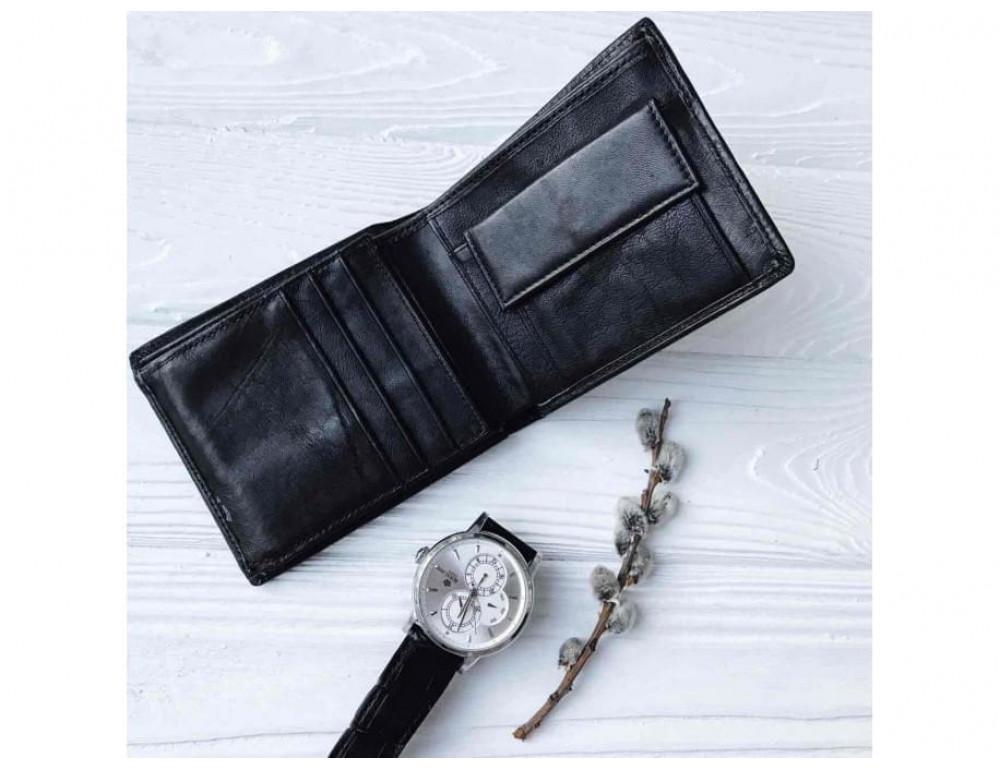 Шкіряний портмоне TIDING BAG A7-259-1A - Фотографія № 2
