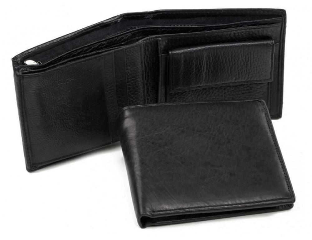 Шкіряний портмоне TIDING BAG A7-259-1A - Фотографія № 1