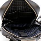Чёрный кожаный рюкзак TARWA ta-1239-4lx - Фото № 108