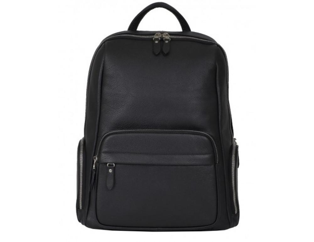 Мужской рюкзак Tiding Bag B3-167A чёрный - Фото № 4
