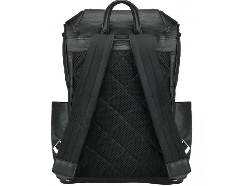 Стильный кожаный рюкзак мужской Tiding Bag B3-174A - Фото № 3