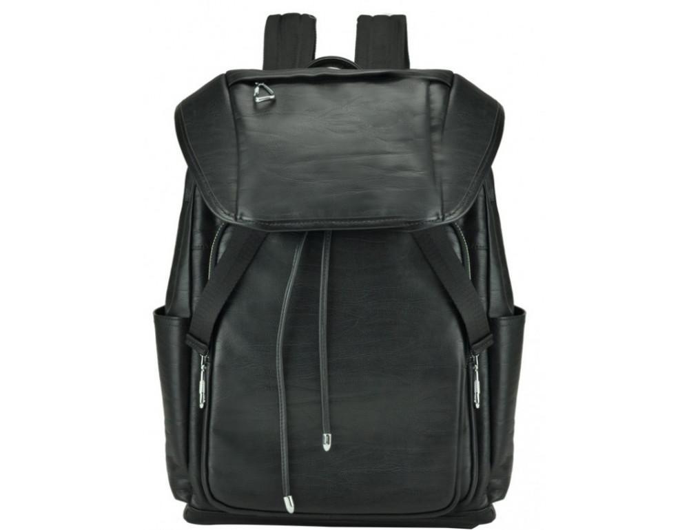 Стильный кожаный рюкзак мужской Tiding Bag B3-174A - Фото № 4