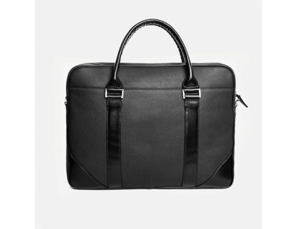Мужская кожаная сумка Issa Hara B14A - Фото № 5