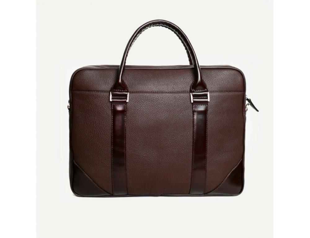 Мужская кожаная сумка Issa Hara B14B - Фото № 5