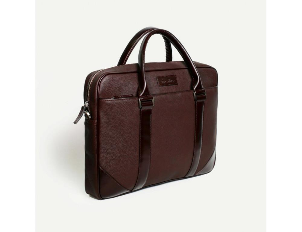 Мужская кожаная сумка Issa Hara B14B - Фото № 4