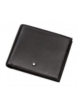 Мужской кожаный портмоне Montblanc 118277