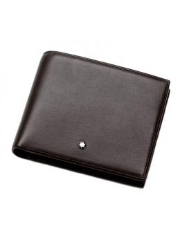 Мужской кожаный портмоне Montblanc 118277C