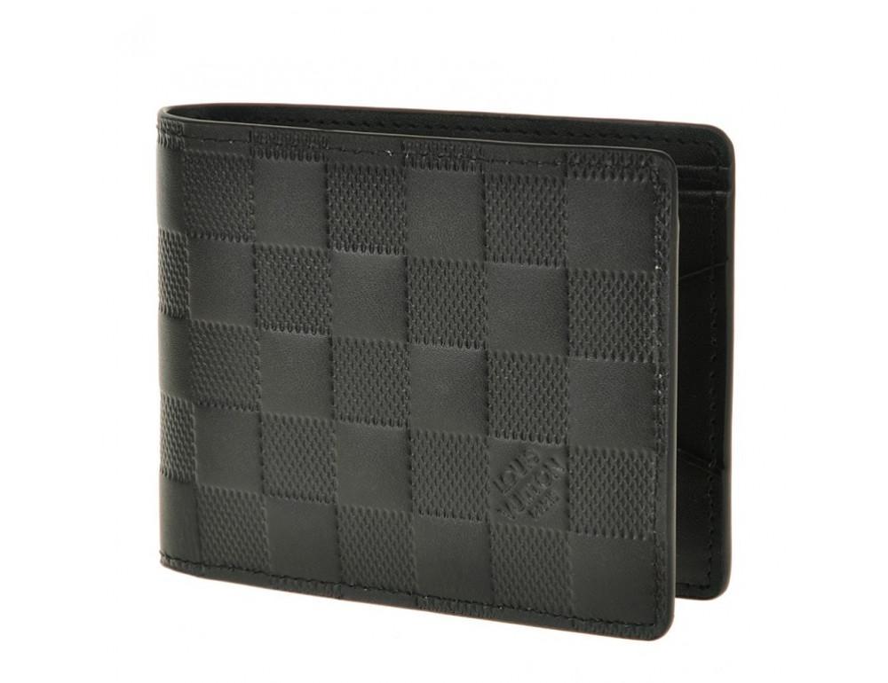 Чоловічий портмоне Louis Vuitton LV60895 чорний - Фотографія № 4