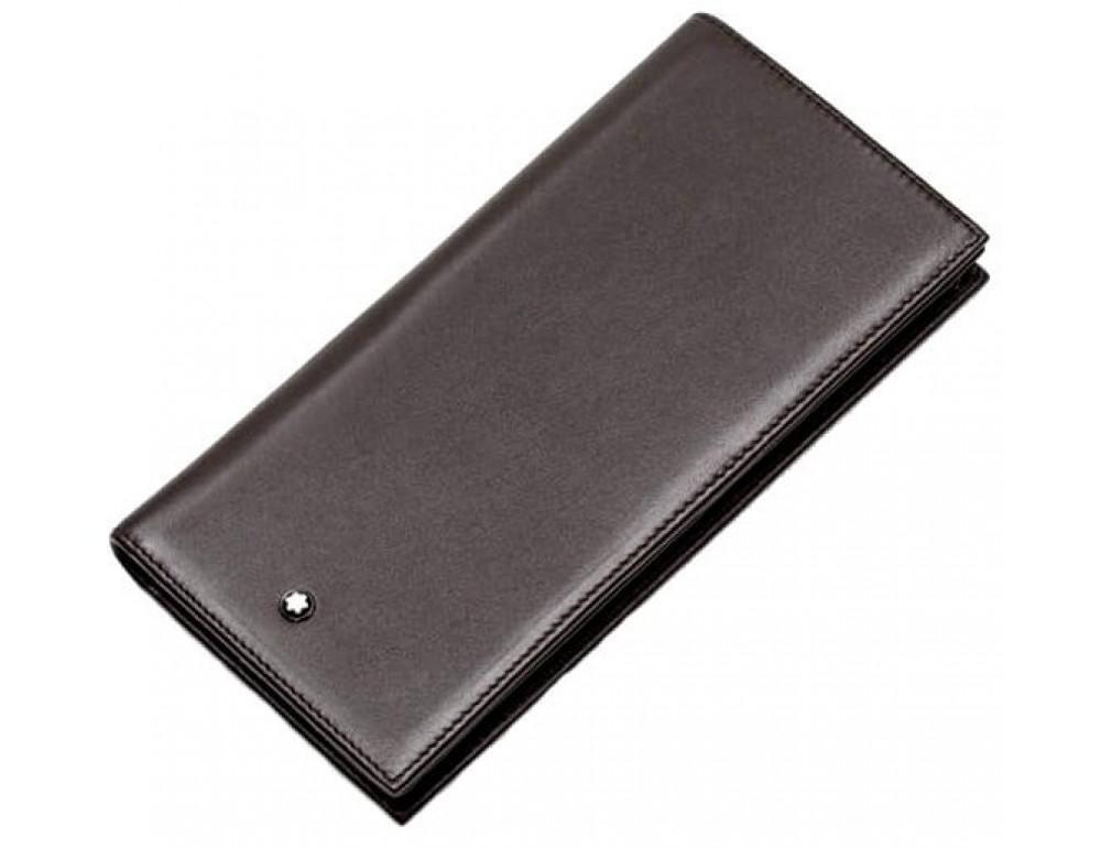 Мужской кожаный портмоне Montblanc MOI-9403С