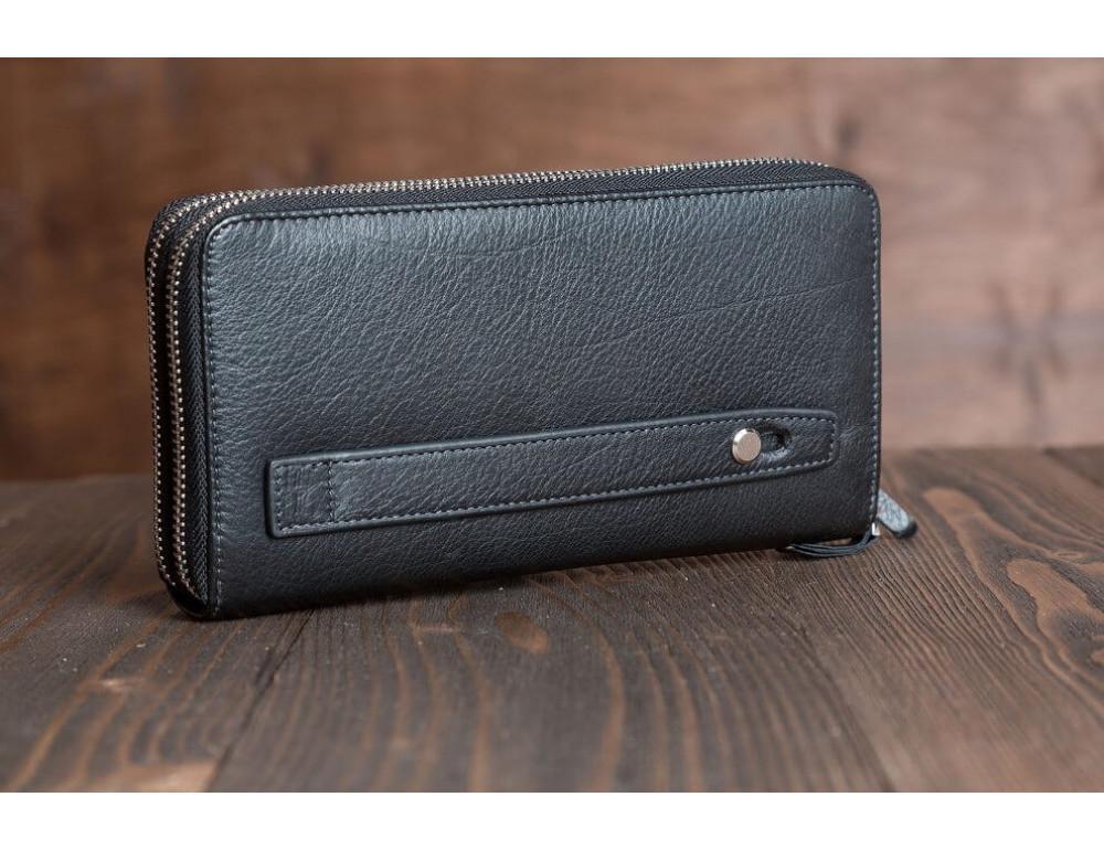 Мужской кожаный клатч Horton Collection TR5M-895 - Фото № 4