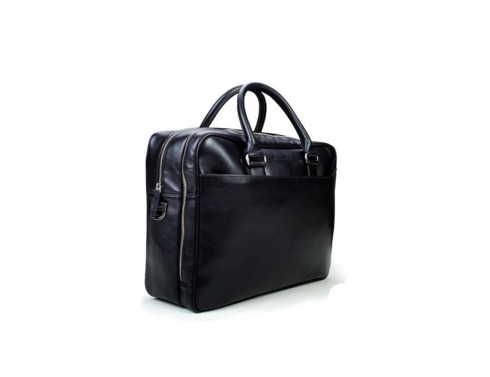 Місткий шкіряний портфель Blamont Bn107AI - Фотографія № 6