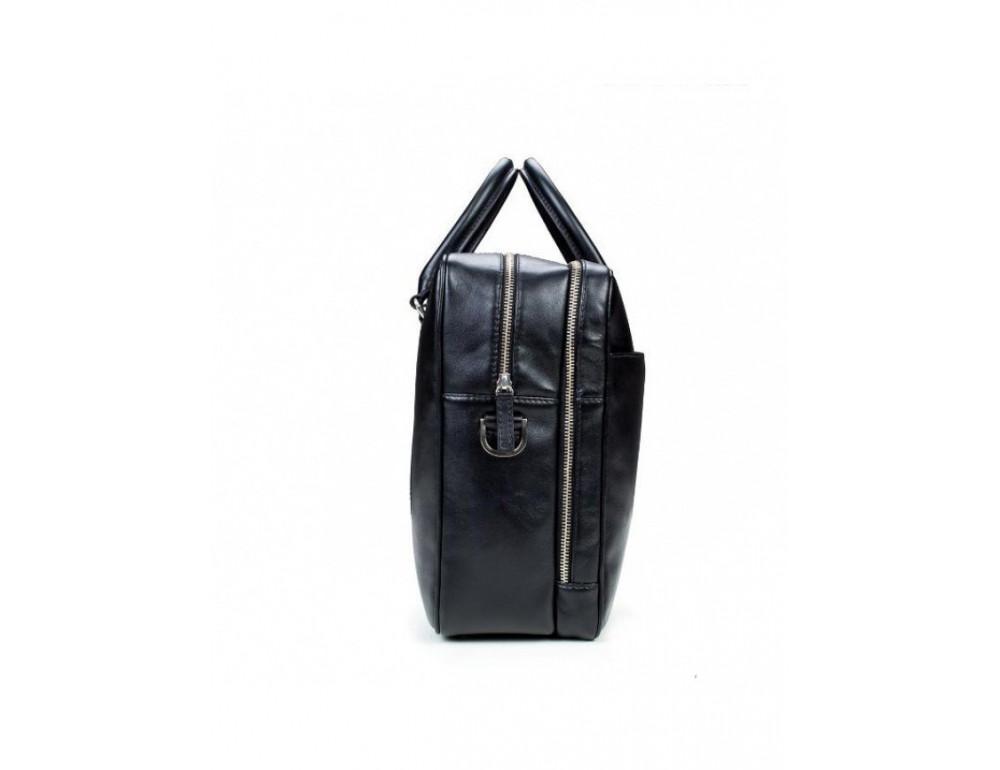 Місткий шкіряний портфель Blamont Bn107AI - Фотографія № 5