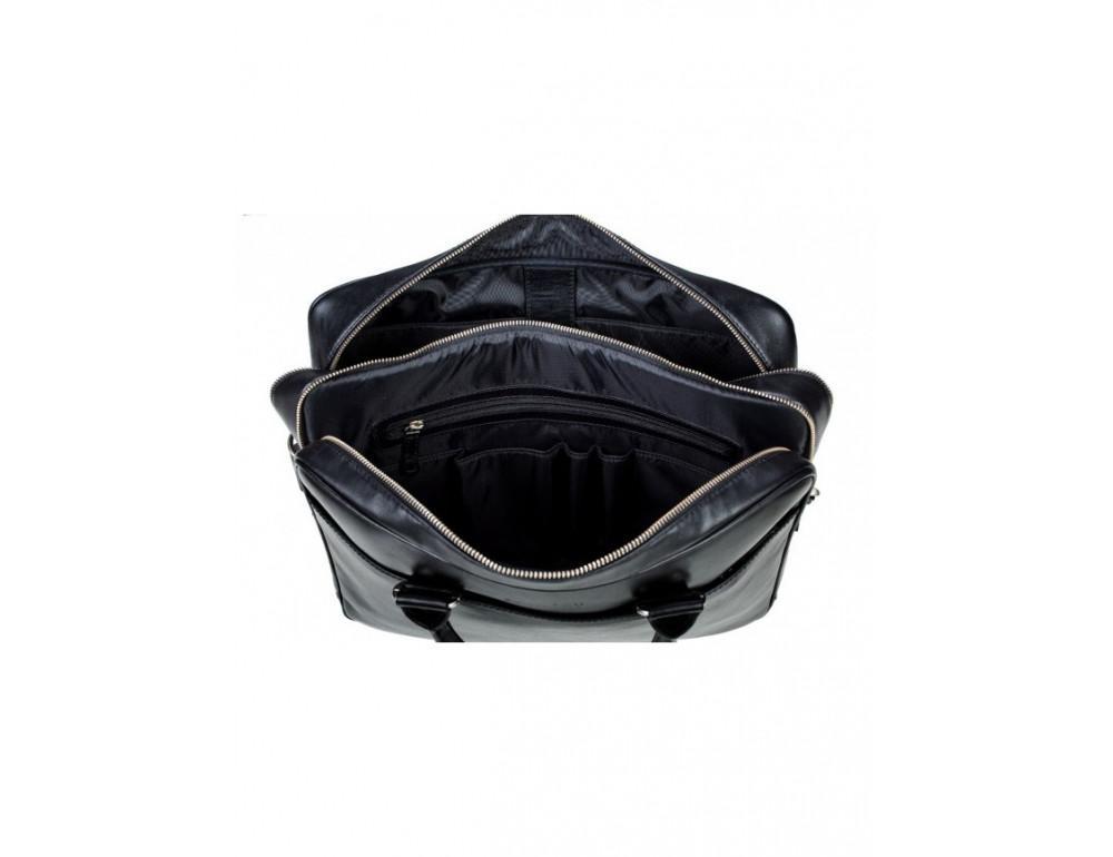 Місткий шкіряний портфель Blamont Bn107AI - Фотографія № 4
