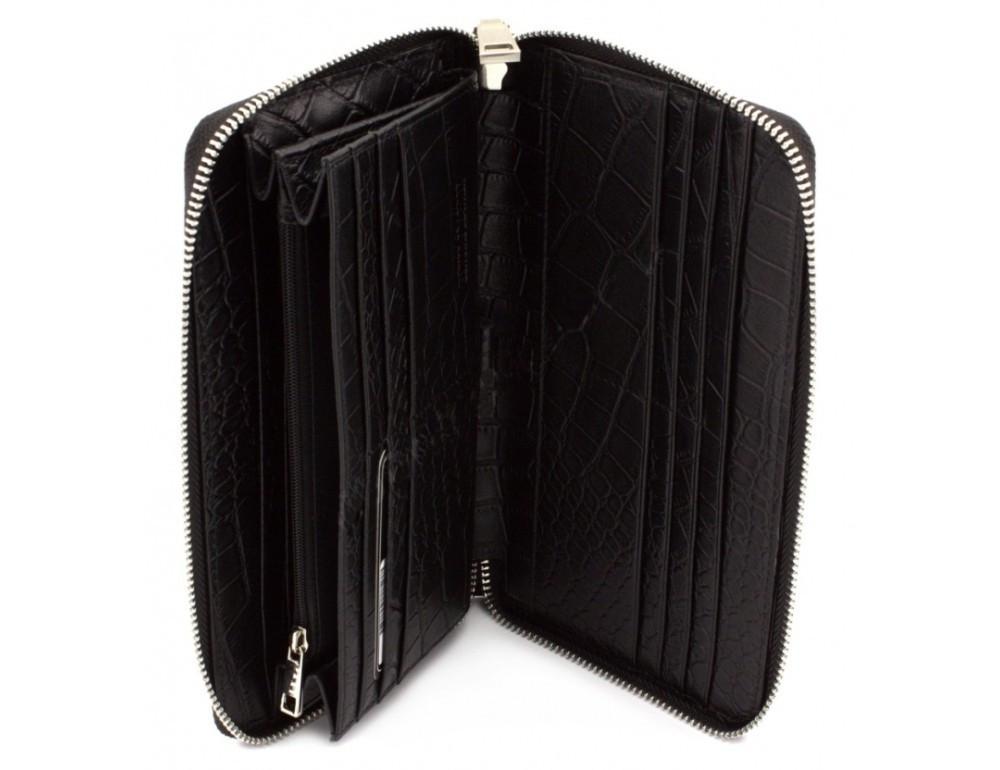 Мужской кожаный клатч Horton Collection JP-5901A - Фото № 3