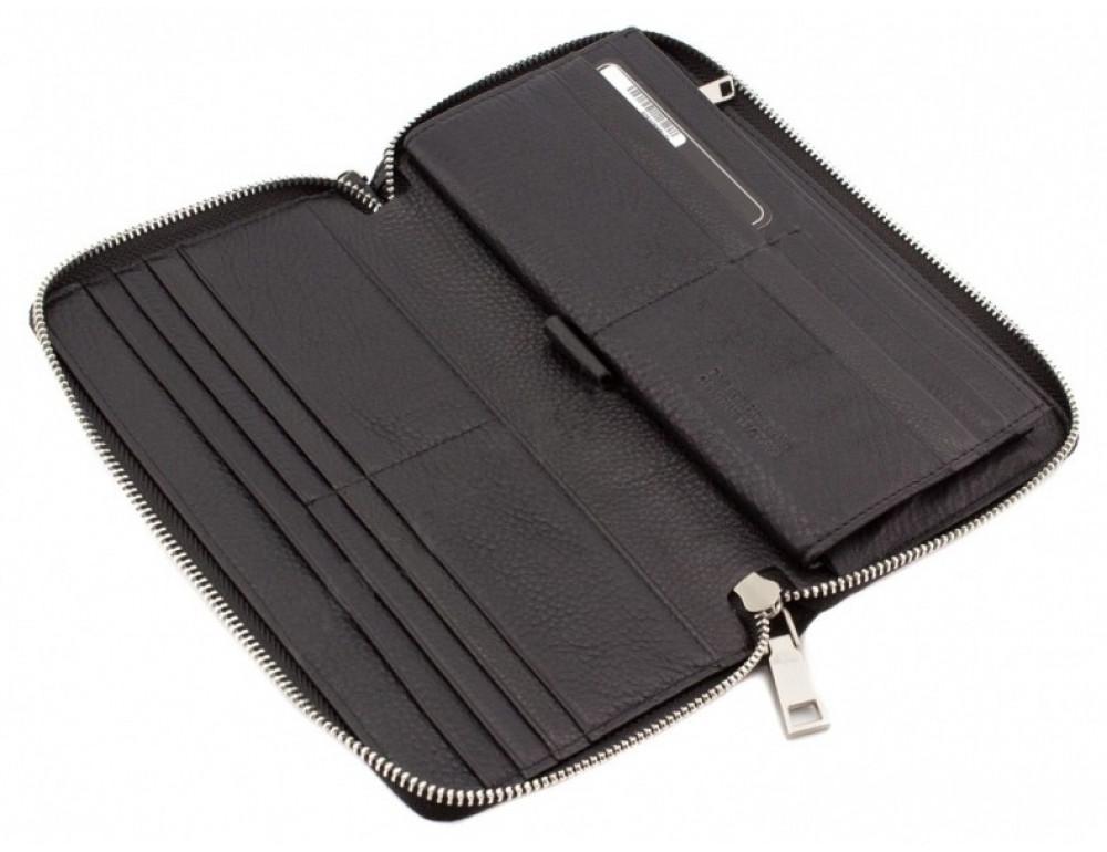 Мужской кожаный клатч Horton Collection B-5901Q - Фото № 5