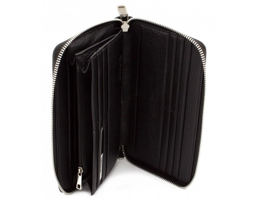 Мужской кожаный клатч Horton Collection B-5901Q - Фото № 9