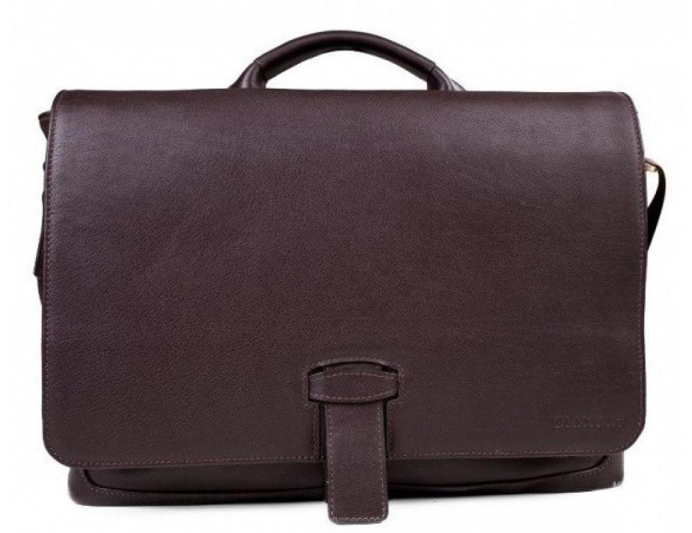 Мужская кожаная сумка Blamont Bn059C