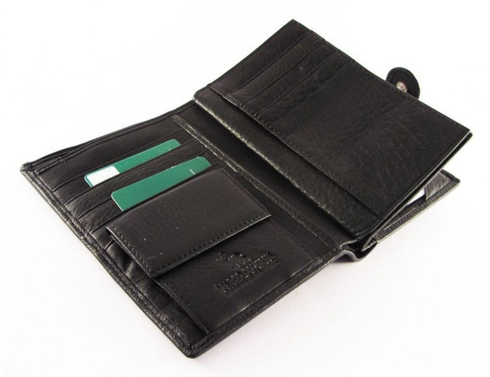 Чоловічий шкіряний гаманець Horton Collection TR2090-1 - Фотографія № 8