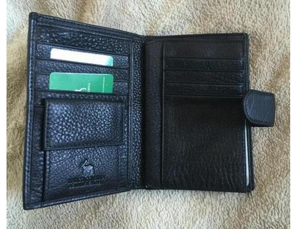 Чоловічий шкіряний гаманець Horton Collection TR2090-1 - Фотографія № 2