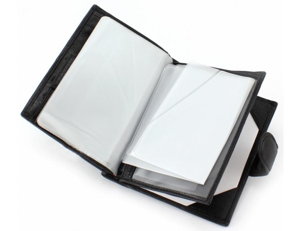 Чоловічий шкіряний гаманець Horton Collection TR2090-1 - Фотографія № 6