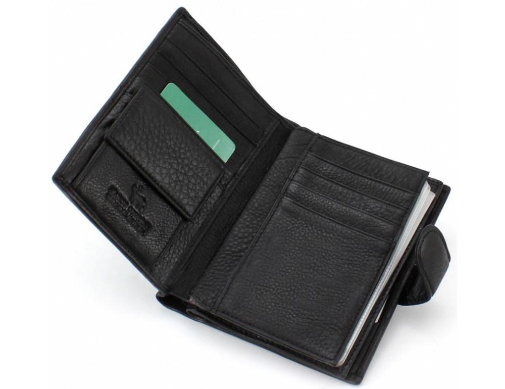 Чоловічий шкіряний гаманець Horton Collection TR2090-1 - Фотографія № 7