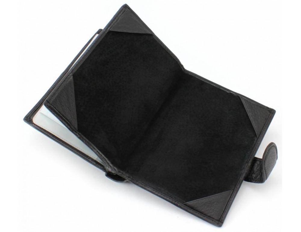 Чоловічий шкіряний гаманець Horton Collection TR2090-1 - Фотографія № 5