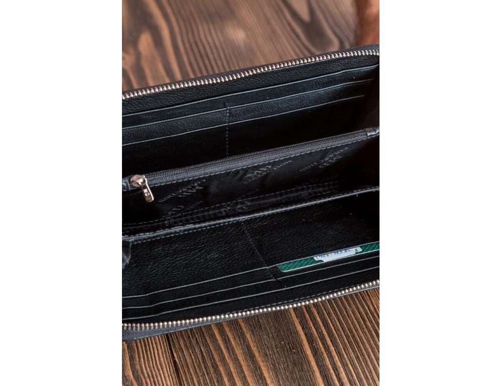 Мужской кожаный клатч Horton Collection TR5M-824 - Фото № 6