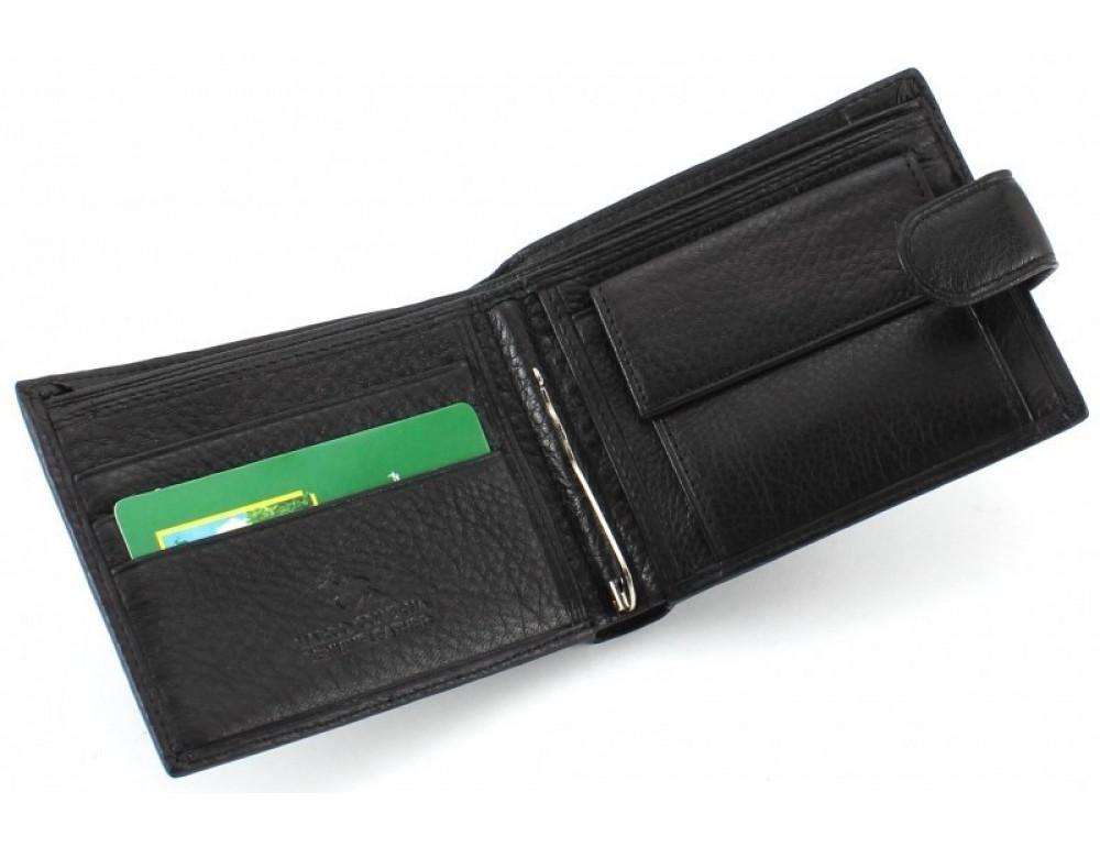 Мужской кожаный портмоне Horton Collection TR7993 - Фото № 3
