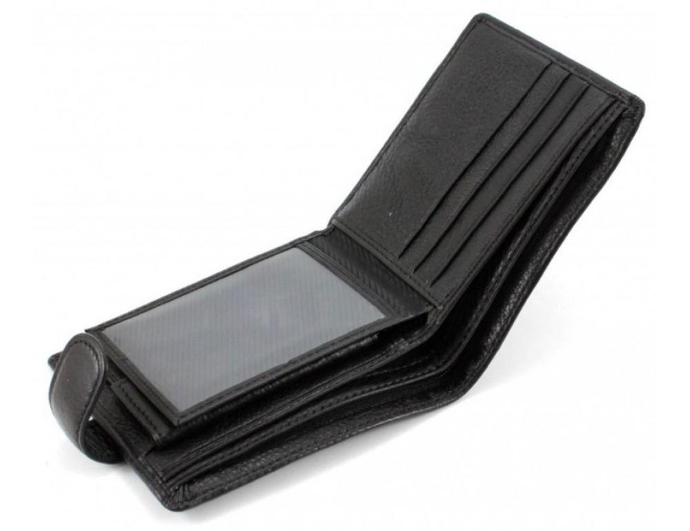 Чоловічий шкіряний гаманець Horton Collection MD 22-208 - Фотографія № 7