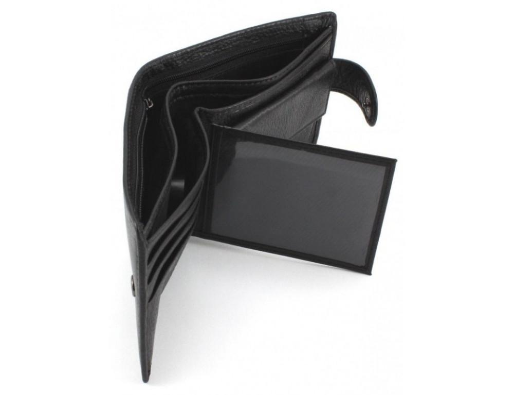 Чоловічий шкіряний гаманець Horton Collection MD 22-208 - Фотографія № 8
