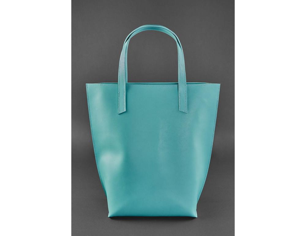 Вместительная женская сумка Шопер blanknote BN-BAG-17-tiffany тиффани