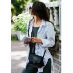 Жіночий кроссбоді Blanknote bn-bag-3-g-man графітовий - Фотографія № 105