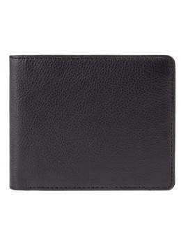 Мужской бумажник Visconti BD10 BK/CB/GRN BOND черный