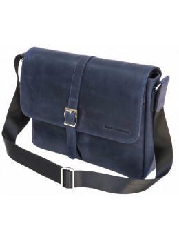 Синя чоловіча сумка через плече Black Diamond BD53v2Dcrh