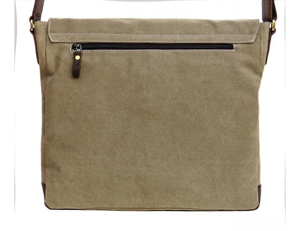 Большая мужская сумка через плечо Black Diamond BDt1Ccrh-pes - Фото № 2