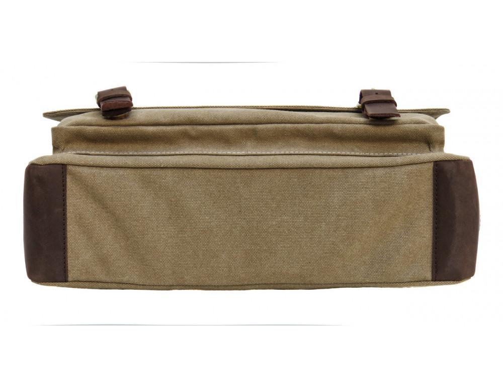 Большая мужская сумка через плечо Black Diamond BDt1Ccrh-pes - Фото № 4