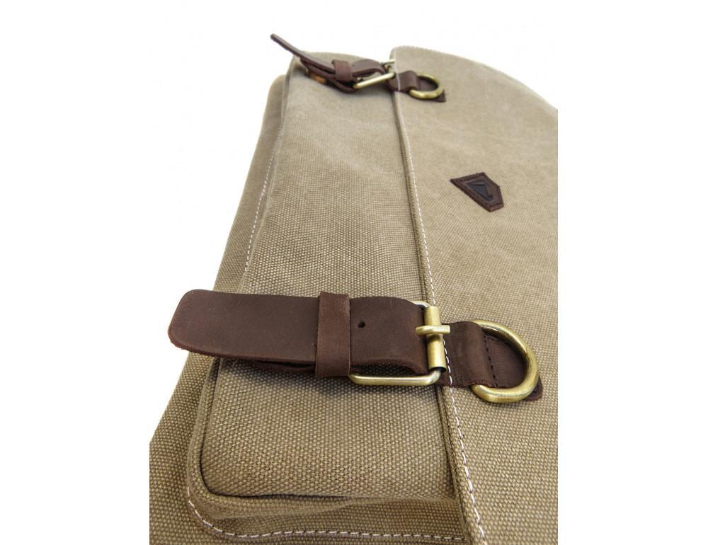 Большая мужская сумка через плечо Black Diamond BDt1Ccrh-pes - Фото № 8