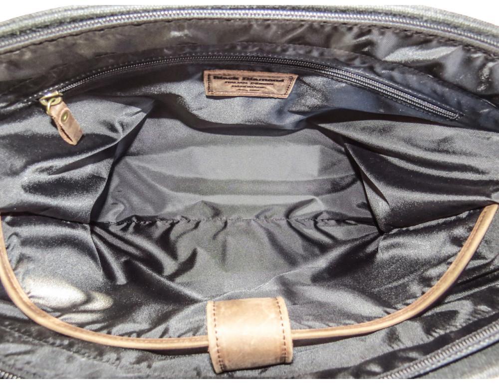 Большая мужская сумка через плечо Black Diamond BDt1Ccrh-pes - Фото № 9