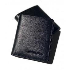 Элитный кожаный кошелёк - зажим Marco Coverna BK10-892A