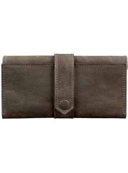 Шкіряний гаманець з кінської шкіри Blanknote BN-PM-3-O