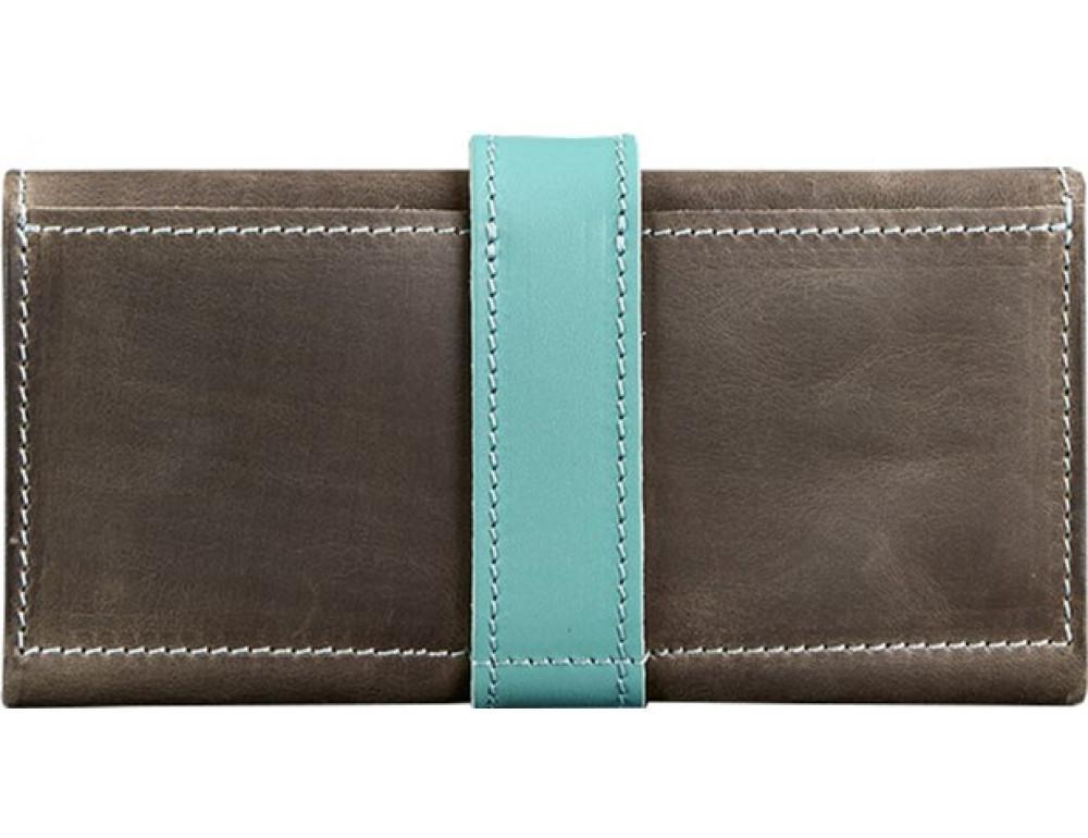 Женский кожаный кошелек Blanknote bn-pm-3-o-t - Фото № 2