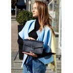 Тёмно-синяя кожаная сумка через плечо BN-BAG-35-NAVY-BLUE - Фото № 101