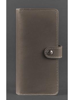 Тёмно-бежевий кошелек Blanknote BN-PM-7-BEIGE