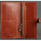 Коричневый кожаный кошелек Blanknote BN-PM-7-K - Фото № 101