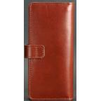 Коричневый кожаный кошелек Blanknote BN-PM-7-K - Фото № 103