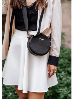 Женская круглая сумочка Tablet BN-BAG-23-onyx черный