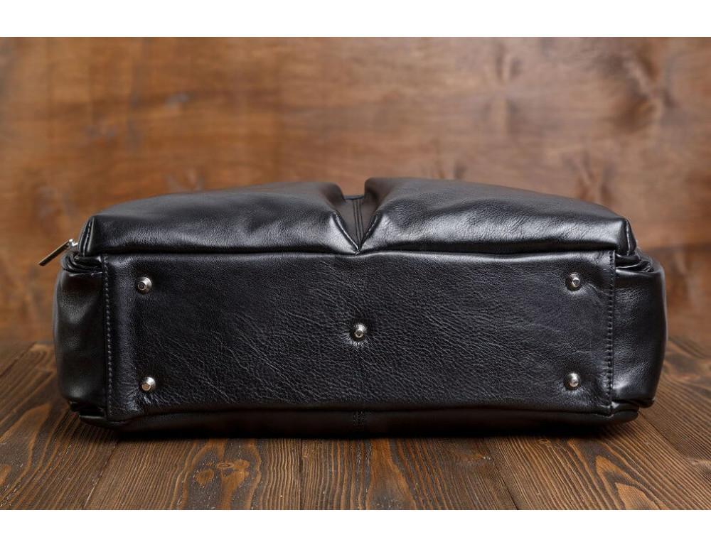 Мужская кожаная сумка Blamont Bn002A - Фото № 8