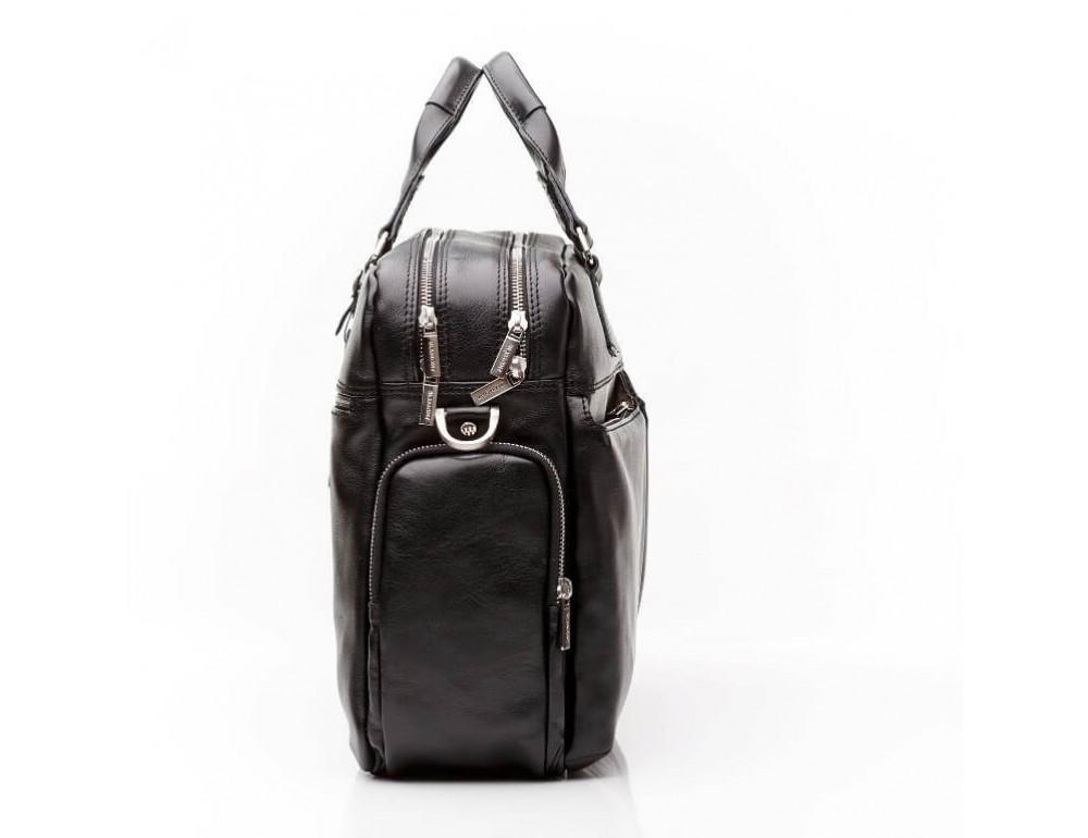 Мужская кожаная сумка Blamont Bn002A - Фото № 4